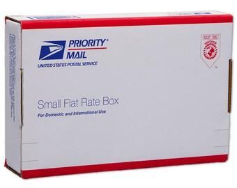 UPGRADE Priority Mail Box
