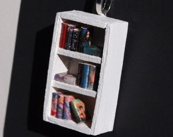 Custom Bookshelf Includes Your Book Cover