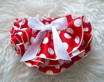 satin pants - diaper cover - photo props