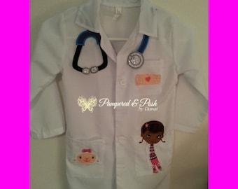 Photo, Birthday, 1st Birthday Doc McStuffins Outfit, Doc McStuffins Tutu Outfit, Doc McStuffins 1st Birthday, 1st Birthday Doc McStuffins