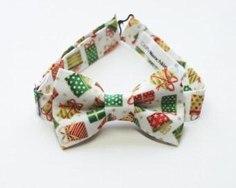 Bow Tie - Christmas Presents Bowtie