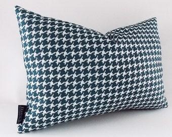 Set Of 2 Turquoise Pillowdecorative Pillow Coverthrow
