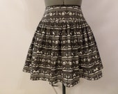 Supernatural Inspired Skirt