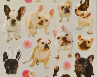 """CLEARANCE  From Mind Wave's """"La Dolce Vita"""" Series  """"French Bulldogs"""".."""