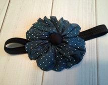 baby headbands, baby headband, large flower headband, smash cake headbands, flower headbands, head band, girl headband