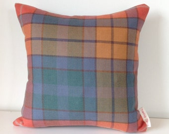 Popular Items For Plaid Cushions On Etsy