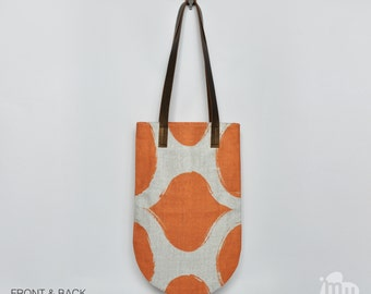 TOTE BAG ~ Orange #02