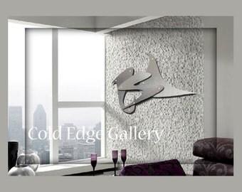 White Metal Wall Art metal wall art | etsy