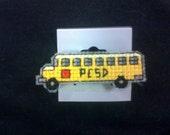 School Bus Pin