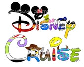 Items similar to INSTANT DOWNLOAD Disney Cruise Mickey ...