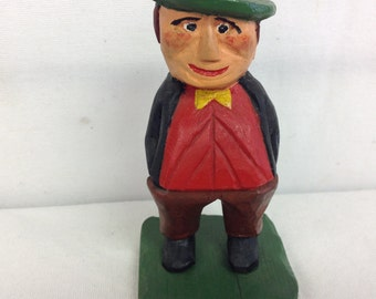 West Newton Figure with Hands in Pocket and Cute Fedora and Bow tie