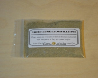 Sweet Home Reconciliation--Spell Powder