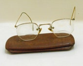 Choice of One Pair of Vintage Antique Glasses Spectacles