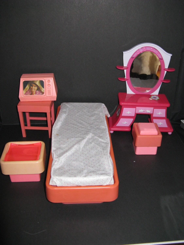 Barbie Dollhouse Furniture by boxoftoys on Etsy