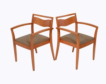 Knoll Studio JR Chair Joseph and Linda Ricchio Arm Chair Dining Chairs Mid Century Modern