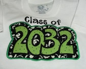 Class of 2032!! Toddler T Shirt