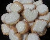 Mini Variety Wedding Cookies (50 pieces)