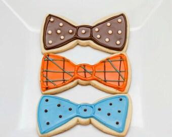 Bow Tie Cookies (1 dozen)