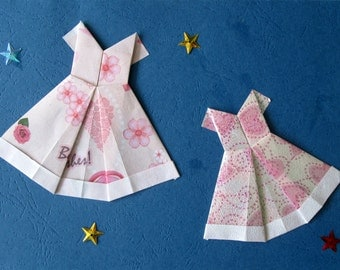 Paper dress Card 6 in. x 8 in. for  1.50 USD