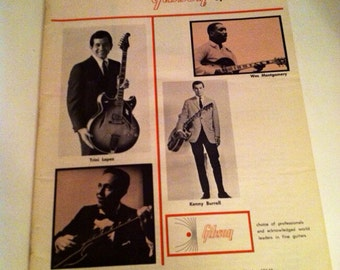 Vintage Gibson Guitar Player System Book c.1939