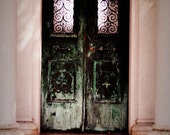 Kelly Green Architectural Doors