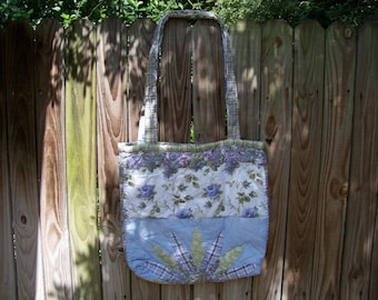 Judy-P.S. I Love You Bags-Country French Market Tote,Diaper Bag,Shabby Chic,Eco-Friendly,Trending Item- An Original Eula Birdie Bag