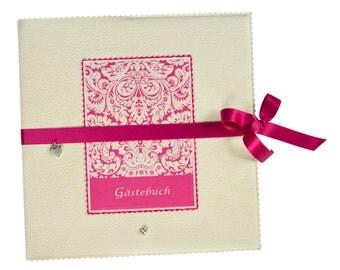 Romantic - guestbook - wedding