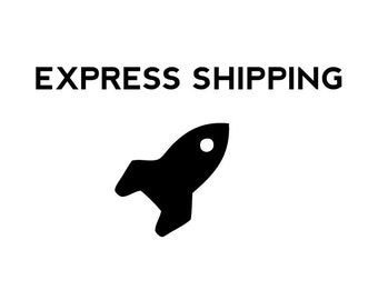 Express Shipping 2-3 Business Days