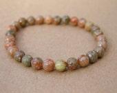 autumn jasper stretch bracelet