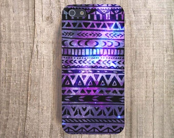 Galaxy iPhone 5 Case, Galaxy iPhone 4 Case, Aztec iPhone 4S Case, Tribal iPhone Case,  hipster iPhone case, aztec iPhone case