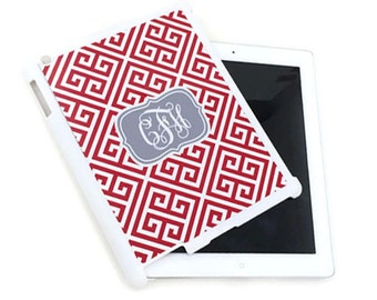 Monogrammed iPad Cases - Snap On Cases - Monogrammed Gifts