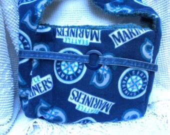 Fleece Seattle Mariners  bag