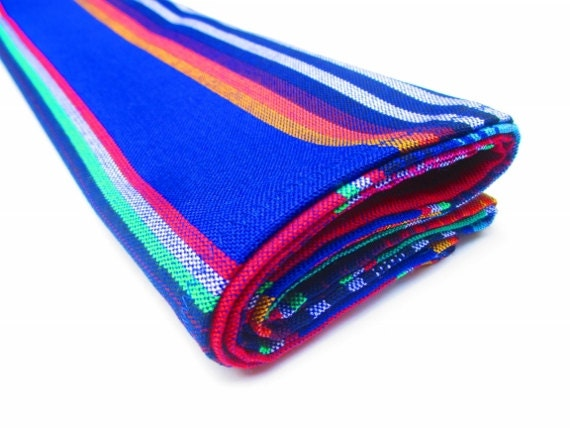 Table cloth  Authentic from Runner, zarape table table  runner Fabric Mexico, Table  Serape