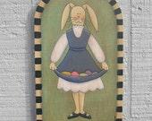 Easter Egg Bunny EPattern