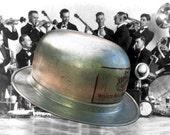 1920's Jazz Band Derby Mute - Western Hat Co. Milwaukee