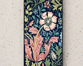 iPhone (all models) - William Morris Illustration - smartphone - Mobile - Samsung Galaxy S3 S4 S5 S6 S7, LG,HTC & others - Arts and Crafts