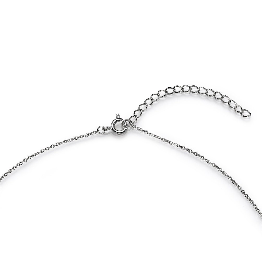 Sterling Silver Bar Necklace, Hand Made Jewelry