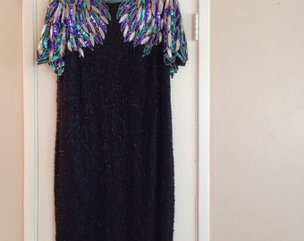 Sequined/Beaded Dress