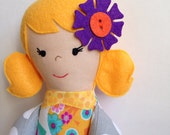 MwL 'Cate' doll- ready to ship