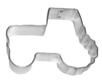 """4"""" Tractor Cookie Cutter"""