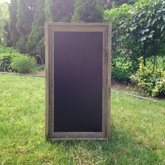 magnetic chalk board 12 x 24 large wedding. Black Bedroom Furniture Sets. Home Design Ideas