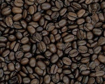 Freshly Roasted Espresso Coffee Beans   8 oz