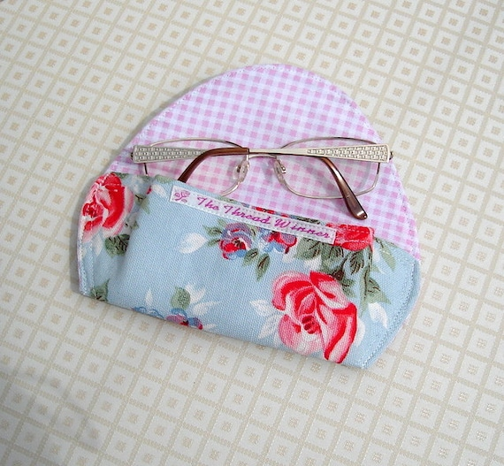 glasses case cath kidston fabric floral glasses by. Black Bedroom Furniture Sets. Home Design Ideas