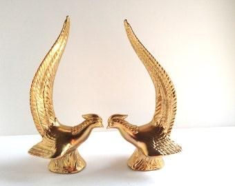 Ceramic Pheasant Pair