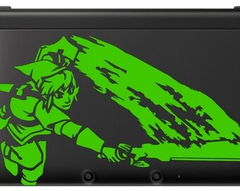 Link Smash Bros. Decal