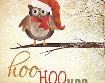 MA685 - Hoo Hoo Hoo Owl