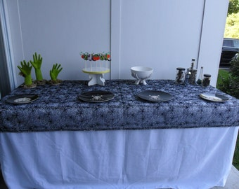 Unique Fitted Tablecloth Related Items Etsy