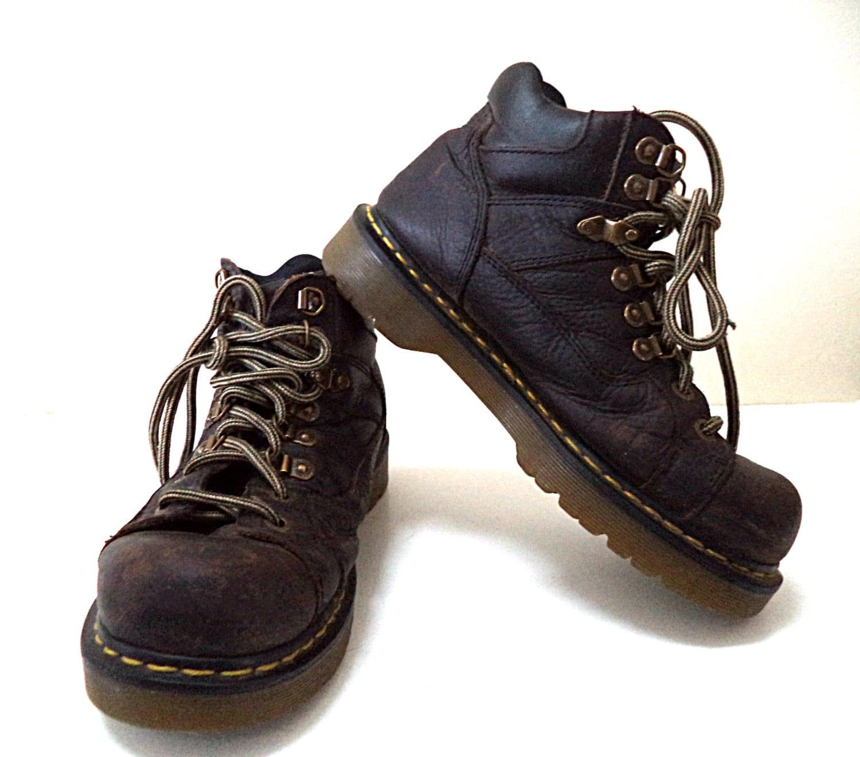 size 9 mens doc dr marten s leather boots shoes