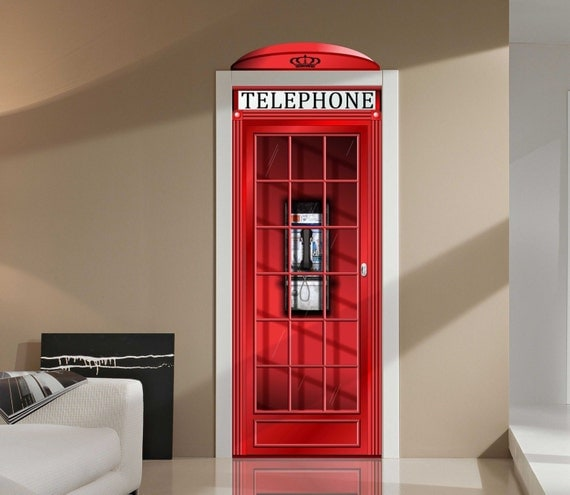 red english phone booth for sale