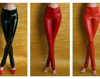Leatherette leggings for Poppy Parker Fashion Teen / Tulabelle - 16' dolls - choose your colour !!!